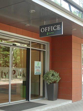 Табела за офис City Park