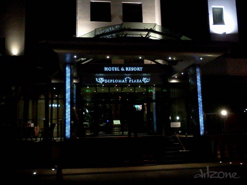 Светеща реклама Хотел