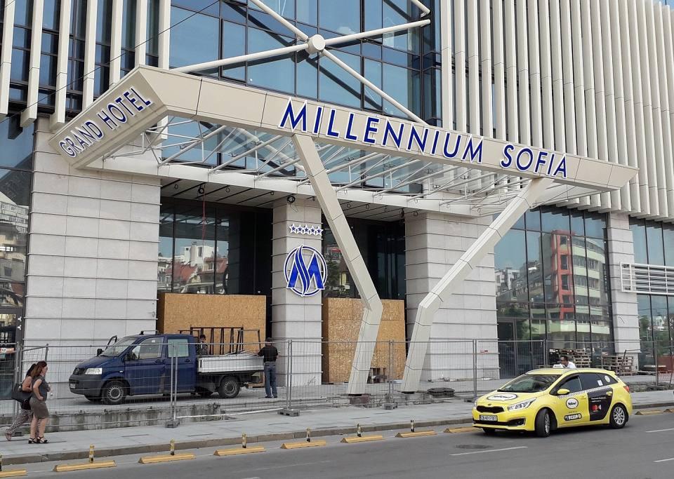 """Резултат с изображение за """"Grand Hotel Millennium Sofia"""""""