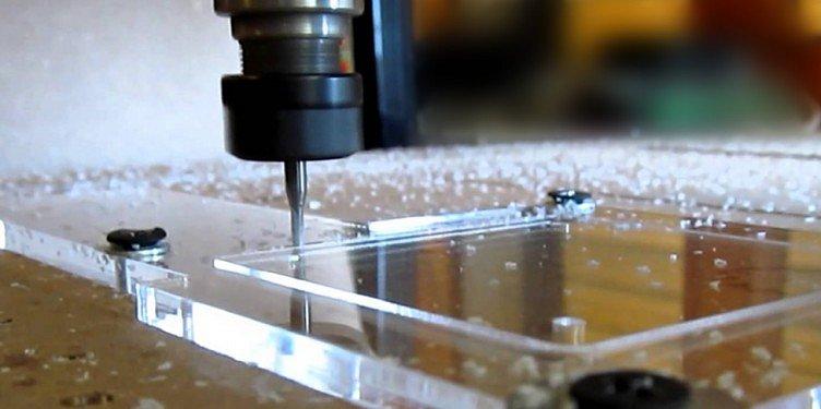 CNC фреза - рязане,гравиране и фрезоване