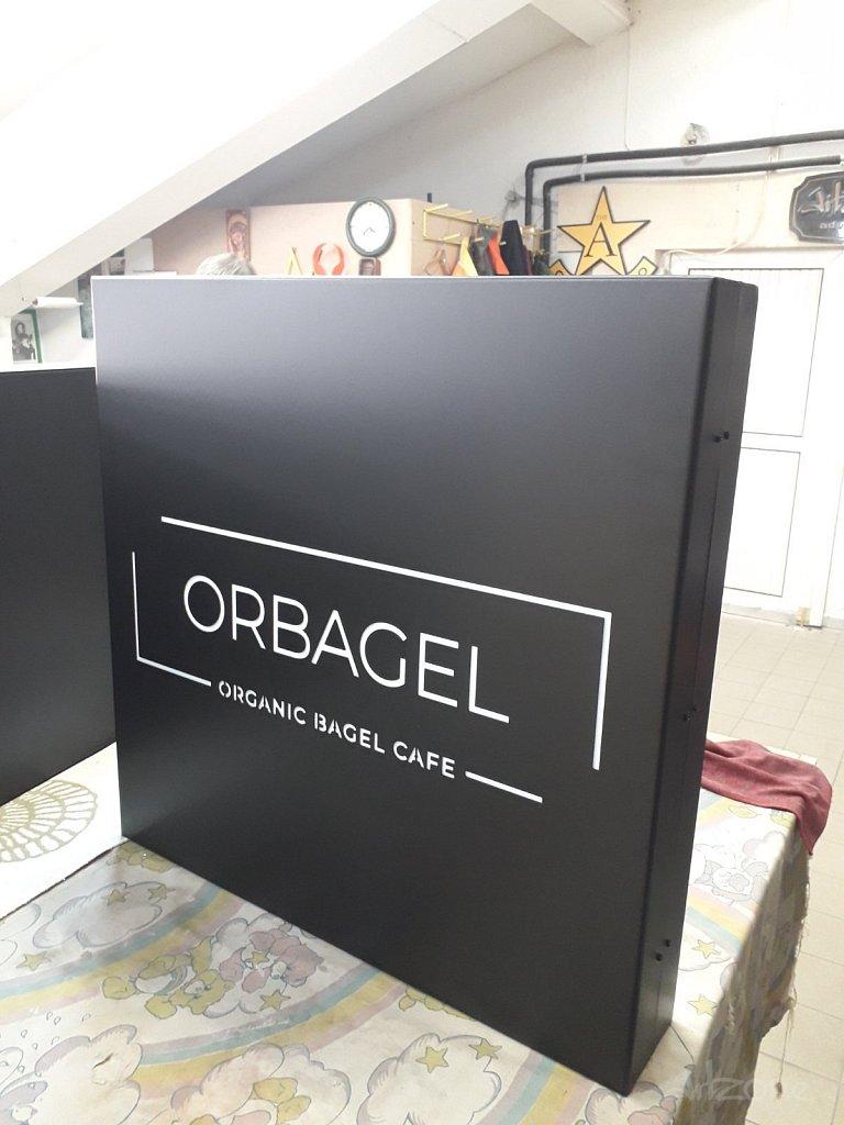 Рекламна табела ORBAGEL